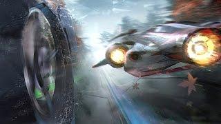 Redout — Мегаскорости! E3 2016 (1440p 60 FPS)