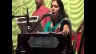 Boli O nanadi-Bengali Folk Live-Chandrima Mukherjee