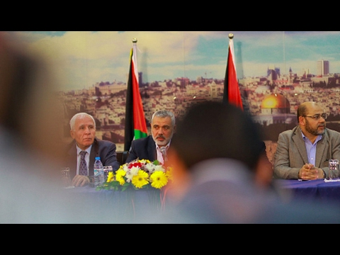 Trump's Turn from Two-State Solution Sows Crisis for Fatah, Hamas