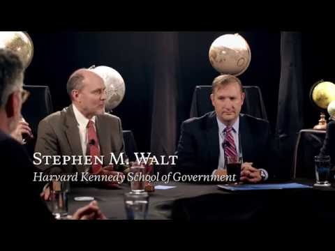 Stephen Walt on Current Foreign Policy Threats