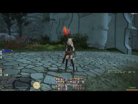 Final Fantasy XIV TTS Yukkuri Test - YouTube