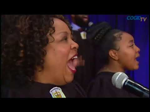 COGIC 110th Holy Convocation, Chior: God Is My Everything
