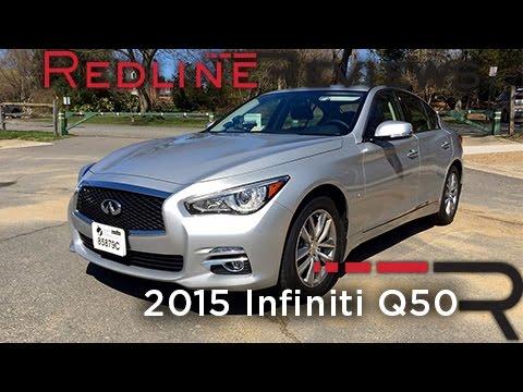 2015 Infiniti Q50 – Redline: Review