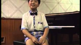 Lang Lang at Age 12