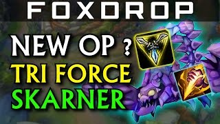 Tri Force Skarner - New OP? | How to Carry #7 - League of Legends (Unranked to Diamond)