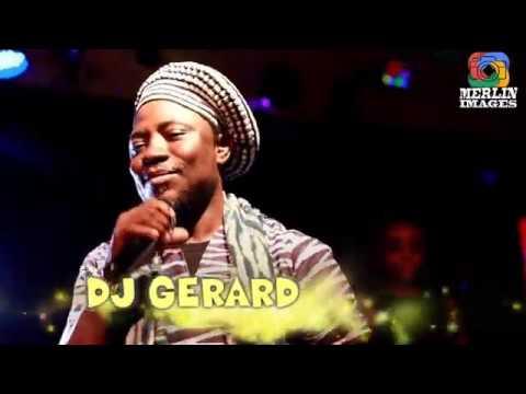 DJ  GERARD BEN EN CONCERT A BRUXELLES