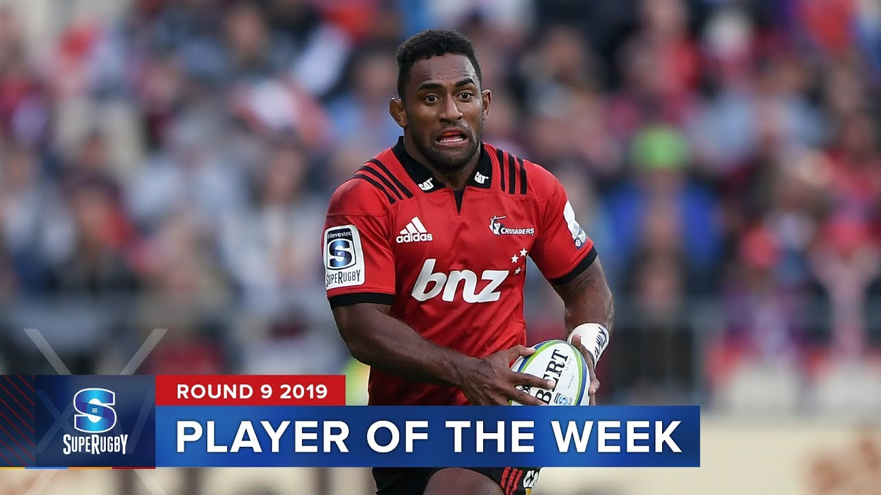PLAYER OF THE WEEK | Super Rugby 2019 Rd 9