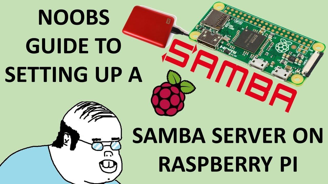 Raspberry Pi Samba
