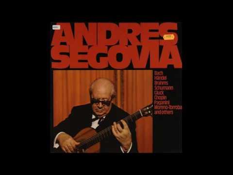 Andres Segovia – International Classics - full vinyl album