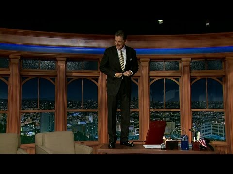 Late Late Show with Craig Ferguson 9/28/2012 Michael C  Hall