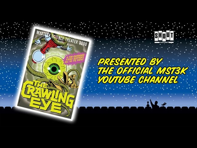 MST3K: The Crawling Eye (FULL MOVIE)