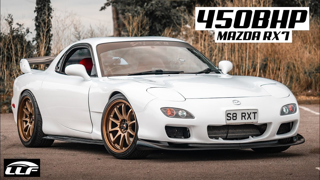 Mazda Rx7 Fd >> The 450bhp Mazda Rx7 Fd3s Single Turbo