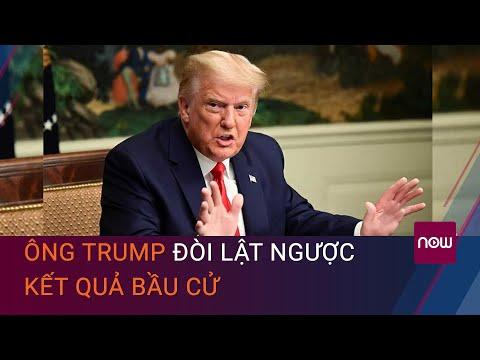 Bầu cử Mỹ 6/12: Ông Trump gọi điện cho Thống đốc Georgia, đòi lật ngược kết quả bầu cử?   VTC Now