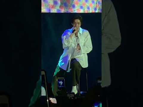 """20180220 Kim Hyun Joong in Chile -""""Because I'm Stupid"""""""