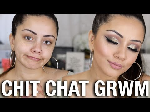 CHIT CHAT GRWM + CATCH UP & UPDATES