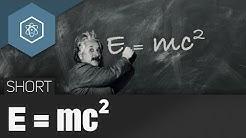 E = m * c² - Einsteins Relativitätstheorie #TheSimpleShort ● Gehe auf SIMPLECLUB.DE/GO