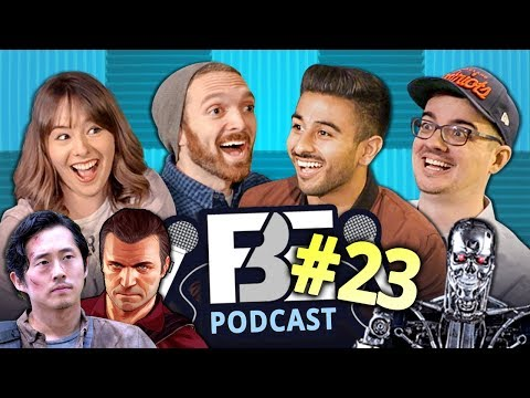Download Youtube: Robot Arms, Walking Dead, React Gaming (FBE PODCAST Ep #23)