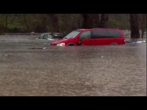 2016 Flood - Monroe / West Monroe,  Louisiana