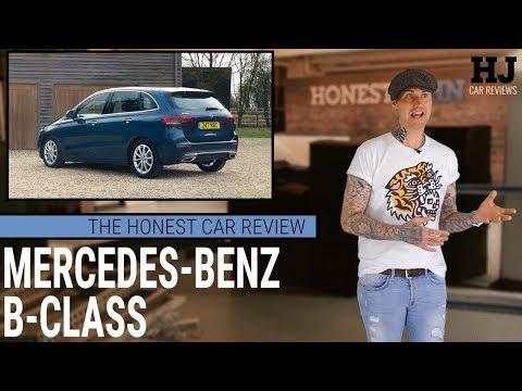 The Honest Car Review | 2019 Mercedes-Benz B-Class - the Waitrose onesie