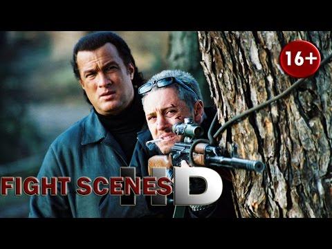 ИНОСТРАНЕЦ - Стивен Сигал в боевике. HD 1080