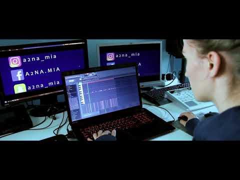 Beat making by ANNA MIA with FL Studio 12 | Cloud Trap | Future Migos Type Beat