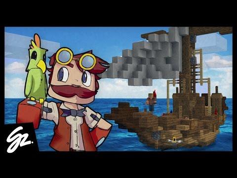 """""""He's A Parrot"""" :: A Minecraft Short"""