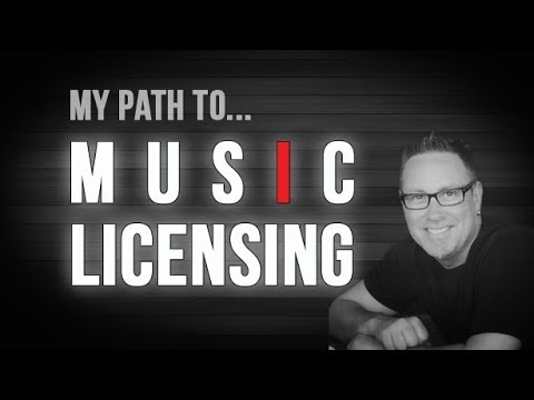 My Path To Music Licensing
