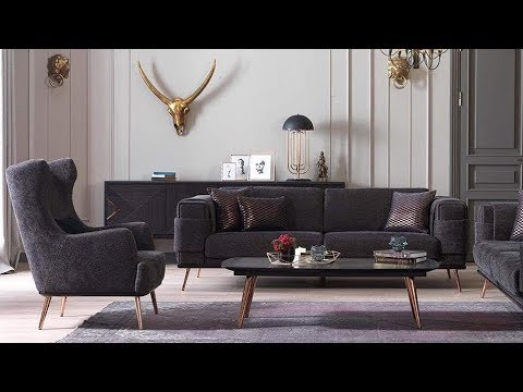 Interior Design / Modern Small Living Room 2019 / HOW TO DECORATE SMALL HOUSE