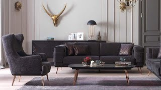 Interior Design / Stylish & Modern Small Living Room 2019 / HOW TO DECORATE SMALL HOUSE