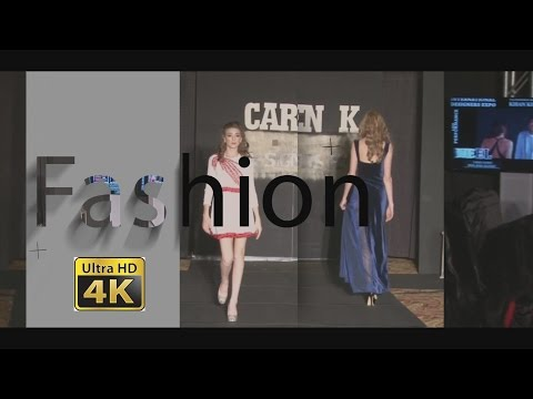 International Designers Expo 2015 l Fashion show 4k