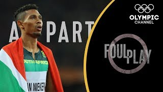 Wayde van Niekerk wins the Gold Apartheid Denied his Mother | Foul Play