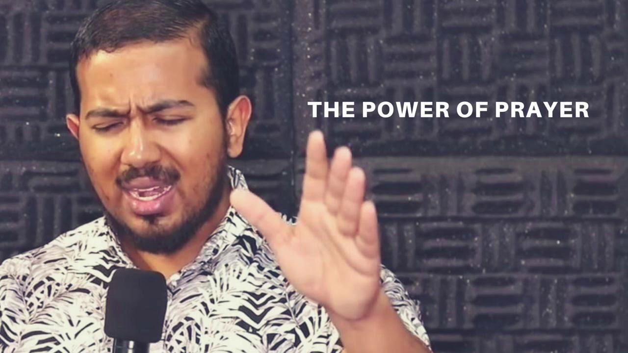 THE FULL POWER OF PRAYER, Daily Sermon and Prayer by Evangelist Gabriel Fernandes