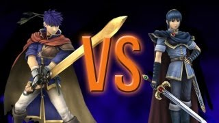 [SSBB]: Bubba (Ike) vs Ritch (Marth) Wi-Fi Match [HD]