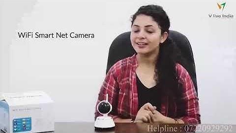 Vlive Smart CCTV Camera