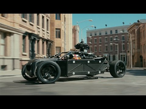 The Rig That Transforms Into ANY Car: The Mill BLACKBIRD | Top Gear Magazine