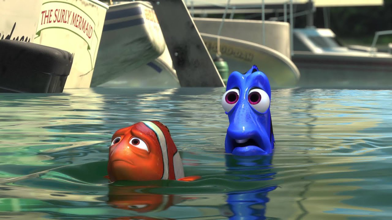 Procurando Nemo 3D: Trailer Oficial - Disney Pixar - videox.rio