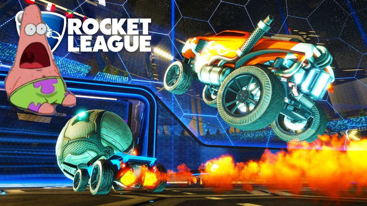 EPIC GAMES! (not clickbait) - Rocket League #9 - YouTube