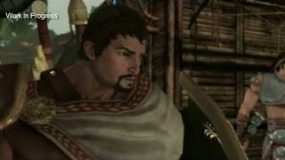 Rise of the Argonauts Xbox 360 Feature-Commentary - Saria