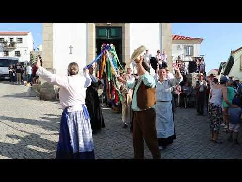 ADCC, Grupo de Danças e Cantares de Constantim na festa de Provesende