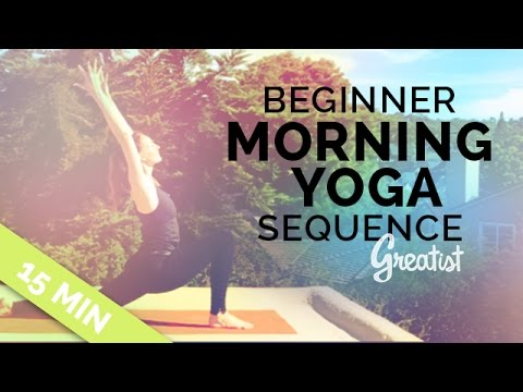 This 15-Minute Morning Yoga Routine Wakes You Up Better Than Coffee