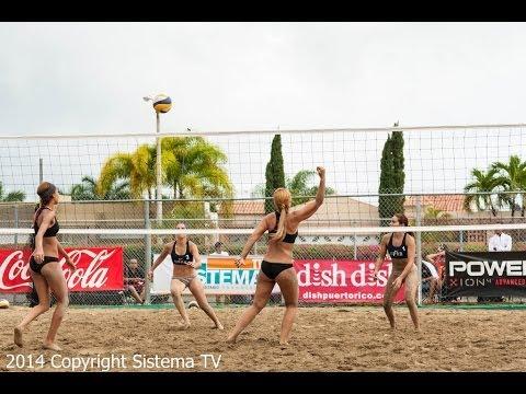 JUSTAS LAI: Final Voleibol de Playa Femenino y Masculino