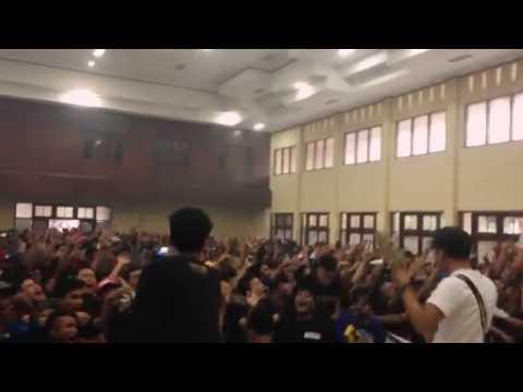 Remember Of Today - Pergi Hilang Dan Lupakan Live At Gedung Kopri Wonosobo ( Jawa Tengah 2016 )