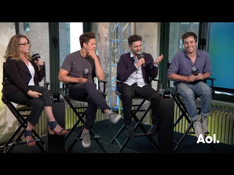 John Magaro, Tom Lipinski, Talia Balsam, & Julian Branciforte On