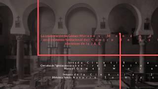 La colaboración de Gómez-Moreno y  Menéndez Pidal en el momento fundacional del CEH de la JAE thumbnail