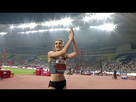 Российские спортсмены завоевали еще три медали на чемпионате мира по легкой атлетике в Катаре.