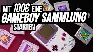 Mit 100€ eine NINṪENDO GAME BOY SAMMLUNG starten | Buying Guide Gameboy | NES Commando