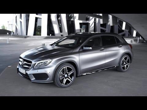 Mercedes GLA in 60 secondi