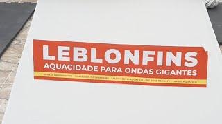 LEBLONFINS - AQUACIDADE PARA ONDAS GIGANTES
