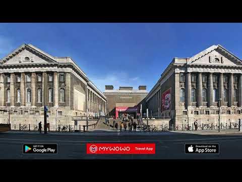 Museum Island – Pergamonmuseum – Berlin – Audio guide – MyWoWo Travel App