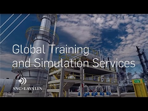 Global Training and Simulation Services – Integrated Training for Field and Control Room Operators